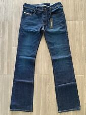 Diesel ZATINY RS005 Stretch Regular Bootcut Jeans NWT Retails $178!!