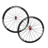 CSC Decals 38mm Clincher carbon bicycle wheels road bike wheelset R13 hub