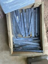 Linotype Printers lead for casting rifle bullets 11 pound Box 02