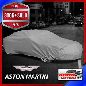 ASTON MARTIN  [OUTDOOR] CAR COVER ✅ Weatherproof ✅ Full Warranty ✅ CUSTOM ✅ FIT