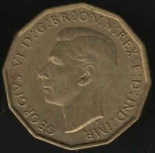 More details for 1938 george vi nickel-brass threepence | british coins | pennies2pounds