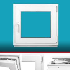Kellerfenster - 3 fach Verglasung BxH 55x50 cm-weiß-Dreh Kipp-Qualität LAGERWARE