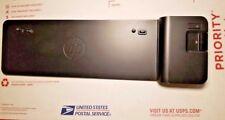 HP 65W 2013 EliteBook UltraSlim Laptop Docking Station P/N: HSTNN-IX10 - two DPs