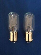 Singer Light Bulb 5/8 Base Medium Glass