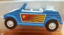 NEW IN PACKAGE VINTAGE TOOTSIETOY TOUGHS BLUE KUBEL WAGEN DIECAST LARGER 1982