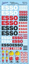 Petroleum products 7-1 ESSO sponsors Decal 1/18 (195x90 mm) PP07-18-1
