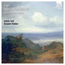 Isabelle Faust - Brahms Violin Sonatas Op100 and 108