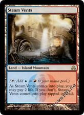 1 PLAYED FOIL Steam Vents - Land Guildpact Mtg Magic Rare 1x x1