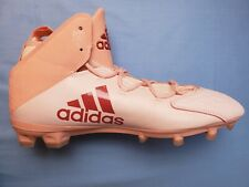 Adidas Freak Lax Mid Ice Pink Coral LaCrosse Cleats Cg4258 Men's Size 11.5