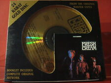 "DCC GZS-1022 CREAM "" FRESH CREAM "" (PURE ANALOGUE DCC 24KT GOLD-CD/SEALED)"