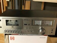 Technics M7 cassette deck single head works well. Great condition.