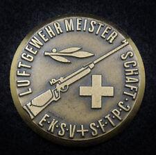 Swiss Shooting Medal 1968 Federal Air Rifle Championship Commemorative Rare