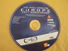 KIA Sorento Europa Tele Atlas CD3 (2003-2006)