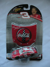 NASCAR Coca-Cola Winner's Circle 2004 car & hood Dale Earnhardt #3