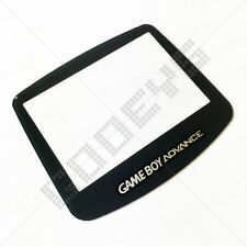 Nintendo Game Boy Advance GBA New Replacement Screen Lens Cover Plastic UK