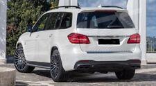 Pour Mercedes-Benz GLS w166 AMG Look Diffuseur Pare-chocs échappement Grill #01
