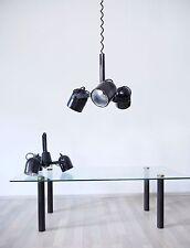 1of2 VINTAGE RETRO MID CENTURY 60s 70s 80s SPOTLIGHT PULL DOWN CEILING LAMP
