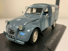 Norev Citroën 2cv Fourgonnette AK350 1966 Neve Blue 1/18 181491 0220 9-1