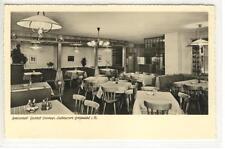AK Bad Berneck, Goldmühl, Gasthof Grampp, Speisesaal, 1950