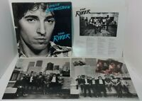 Bruce Springsteen The River 1980 2 LP Vinyl Record Albums CBS Records W/ Inserts