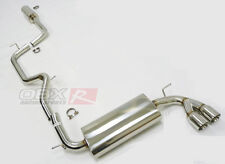 OBX Stainless Cat Back Catback Exhaust Fit 2013 14 15 16 Focus 2.0L H/B 4drs N/A
