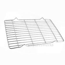 Small Chrome Grill Pan Rack Tray for Bosch Oven Cooker Replacement