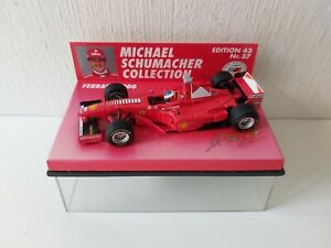 Minichamps 1/43 Ferrari F300 M. Schumacher - 1998 - MSC 37 - 510984303