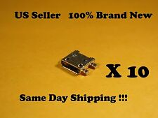 10 x Samsung Galaxy Light SGH-T399 USB Charging Port Connector US s4m