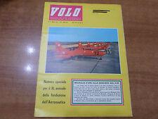 VOLO n.3 del 1963 Mensile di vita aeronautica Aero Club Italia