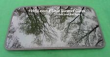 1995 LEXUS ES300 YEAR SPECIFIC OEM SUNROOF GLASS NO ACCIDENT  FREE SHIPPING!