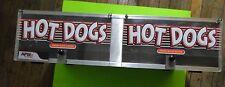 Apw Wyott Bc-31 Food Service Restaurant Concession Series Hot Dog Bun Cabinet *