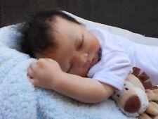 Reborn Baby Jack - Künstlerpuppe mit Zertifikat - absolut lebensecht - Unikat