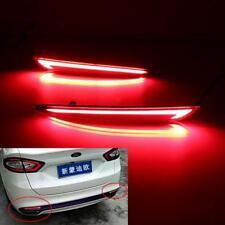 Rear Bumper decoration lamp led brake light For 2013-2017 Ford Fusion