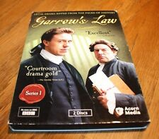 DVD:  Garrow's Law