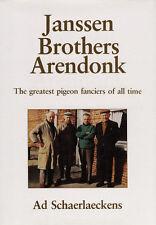 Janssen Brothers Arendonk [Pigeon] Book