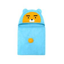 KAKAO FRIENDS Character Blanket Cape HOODIE RYAN Official Goods