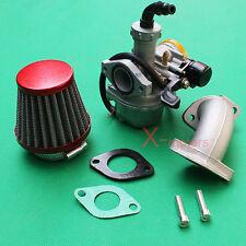 PZ22 22mm Carburetor Air Filter For 110cc 125cc CRF SSR Sunl Taotao Pit bike ATV