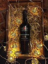 3 X WICKER STRAW BIRTHDAY WEDDING WINE HAMPERS easter mother's day GIFT BASKETS