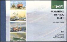 Irlanda 1991 flotta di pesca/Barche/industria/trasporto Prestige LIBRO SGSB 41 n42986