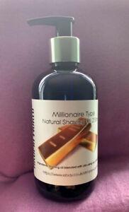Shaving Oil 250ml - Millionaire Type - 100% Perfect Shave