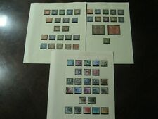 1951-1977  MAJOR COLLECTION FINED USED COLLECTION  POSTAGE DUES  USED