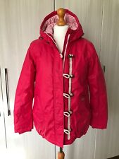 BNWT Red Puffa Duffle Shower Proof Quilted Coat From Next Size Age 14 RRP£40
