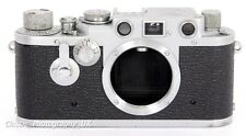 Leica IIIF with Delay Action Mech 35mm Rangefinder Camera body by LEITZ Wetzlar