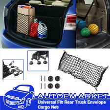 Car SUV Hatchback Tail Rear Trunk Cargo Storage Luggage Nylon Net plus mounting