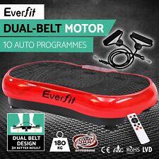 Everfit Vibration Machine Platform Vibrating Plate Home Gym Fitness Body Shaper