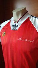 Norway 92/94 match un worn Rune Bratseth Testimonial player trikot adidas rare