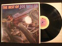 Joe Walsh - The Best of Joe Walsh - 1978 Vinyl 12'' Lp./ VG+/ Prog Rock AOR