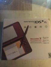 Nintendo DSi XL Burgundy NEW BOXED