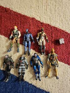 Fortnite Marvel 1/18 Accessory figure lot