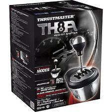Thrustmaster TH8A Gangschaltung, Joystick, schwarz